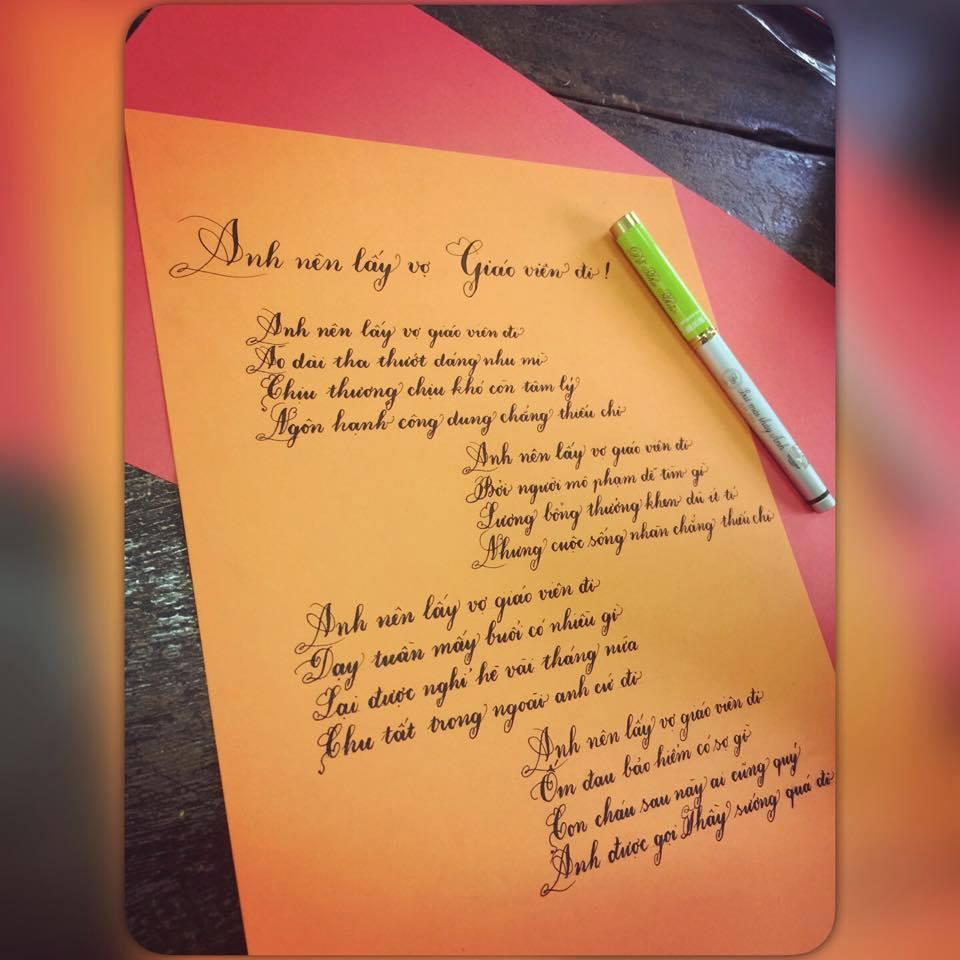 Tổng hợp những bài thơ hay về cô giáo mầm non.