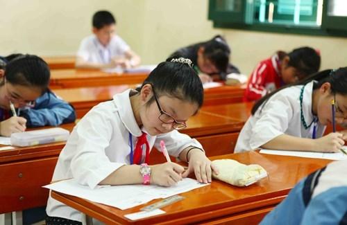 Biện pháp giảm thiểu tình trạng học sinh ngồi nhầm lớp.