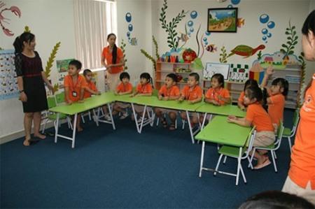 Đại học Thủ Đô nâng cao chất lượng giáo dục sư phạm mầm non.