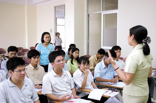 Sinh viên có thể học cùng lúc 2 ngành.