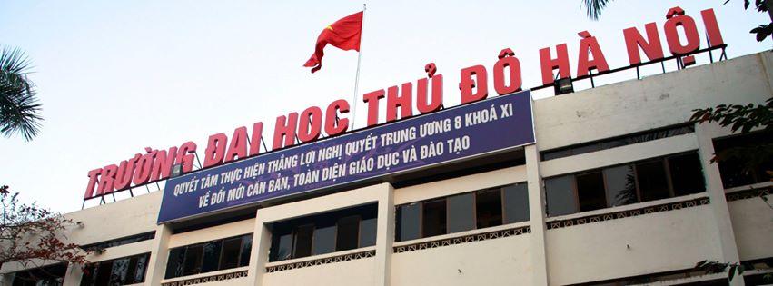 Đại Học Thủ Đô Tuyển Sinh Sư Phạm Mầm Non 2016