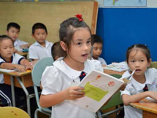 Những bước đột phá mới của bậc giáo dục tiểu học
