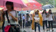 Tuyển sinh trung cấp sư phạm mầm non ngày mưa bão