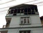 Hoảng Hốt Cháy Trường Mầm Non Giữa Trưa Ở Hà Nội